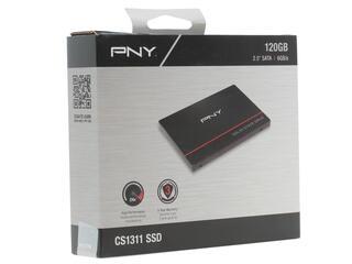 120 ГБ SSD-накопитель PNY CS1311 [SSD7CS1311-120-RB]