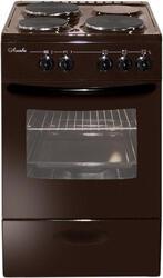 Электрическая плита Лысьва ЭПС 301 МС коричневый