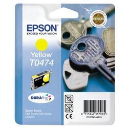 Картридж струйный Epson T04744A
