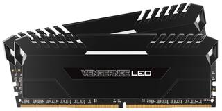Оперативная память Corsair Vengeance LED [CMU16GX4M2C3000C15] 16 ГБ