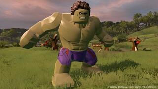 Игра для PS3 LEGO Marvel Мстители