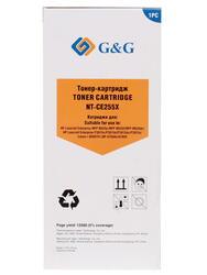Картридж лазерный G&G NT-CE255X
