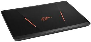 """15.6"""" Ноутбук ASUS ROG Strix GL502VT-FY145T черный"""