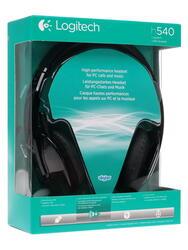 Наушники Logitech Headset H540