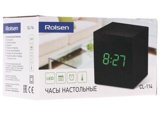 Часы будильник Rolsen CL-114