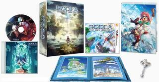 """Игра для 3DS """"Rodea: The Sky Soldie Limited Edition"""" (6+)"""