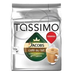 Кофе в капсулах TASSIMO Jacobs Кофе