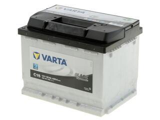 Автомобильный аккумулятор Varta Black Dynamic C15