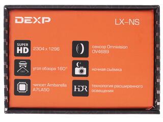 Видеорегистратор DEXP LX-NS