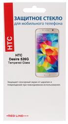 """4.7"""" Защитное стекло для смартфона HTC Desire 526G"""