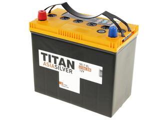 Автомобильный аккумулятор TITAN Asia Silver 6СТ-50.1