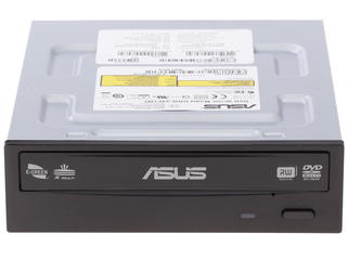 Привод DVD-RW ASUS DRW-24F1MT/BLK/B