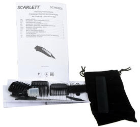 Машинка для стрижки Scarlett SC-HC63C01