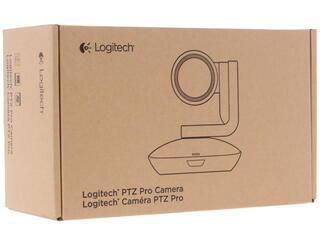 Веб-камера Logitech PTZ Pro
