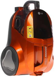 Пылесос LG VK75302H оранжевый