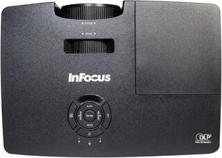 Проектор InFocus IN220 черный