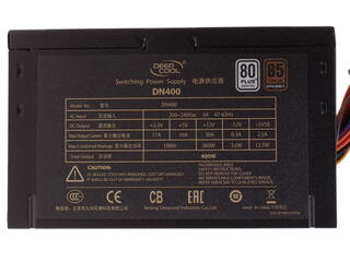 Блок питания Deepcool DN 400W [DN400]