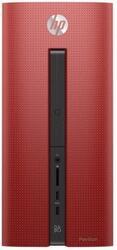 ПК HP Pavilion Desktop 550-314ur [X1B07EA]