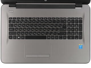 "17.3"" Ноутбук HP Notebook 17-x003ur серебристый"