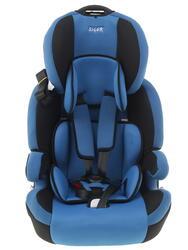 Детское автокресло Siger Стар ISOFIX синий