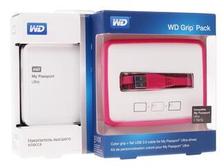 "2.5"" Внешний HDD Western Digital My Passport Ultra [WDBDDE0010BWT]"