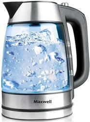 Электрочайник Maxwell MW-1053 серебристый