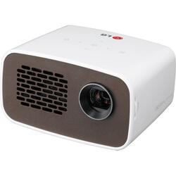 Карманный проектор LG PH300 белый
