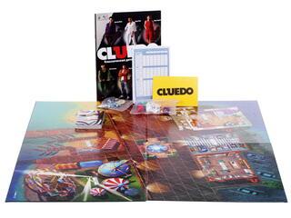 Игра настольная Клуэдо