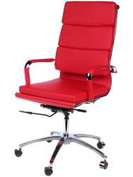 Кресло офисное CHAIRMAN 750 красный