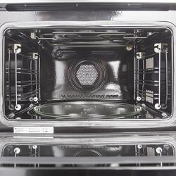 Встраиваемая микроволновая печь Hotpoint-Ariston MWK 434.1 X/HA черный
