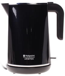 Электрочайник Hotpoint-ariston WK 22M AB0 черный