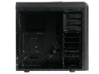 Корпус Deepcool Pangu  SW-BK черный