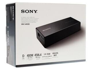 Усилитель Sony XM-S400D