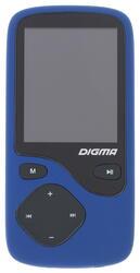 Мультимедиа плеер Digma Cyber 3 синий