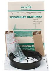 Вытяжка встраиваемая ELIKOR ИНТЕГРА 60Н-400-В2Л серебристый