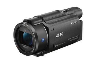 Видеокамера Sony FDR-AX53 черный
