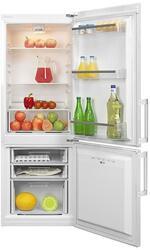 Холодильник с морозильником VESTEL VCB 274 MW белый