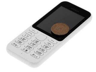 Сотовый телефон Nokia 222 Rome белый
