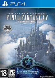 Игра для PS4 Final Fantasy XIV Полное издание