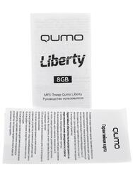 MP3 плеер QUMO Liberty черный