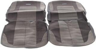 Чехлы на сиденье AUTOPROFI EVOLUTION EVO-1105 серый