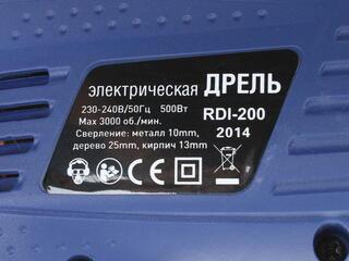 Дрель Rolsen RDI-200