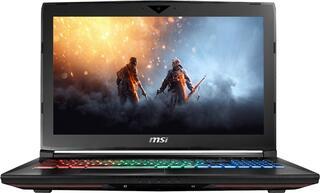 """15.6"""" Ноутбук MSI GT62VR Dominator Pro 4K 6RE-029RU черный"""