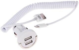 Автомобильное зарядное устройство Deppa Ultra 11209