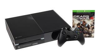 Игровая приставка Microsoft Xbox One + Gears of War 4