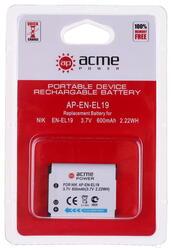 Аккумулятор AcmePower EN-EL19