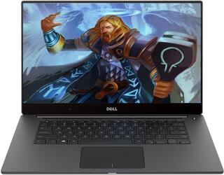 """15.6"""" Ноутбук DELL XPS 15 9550-1370 серый"""