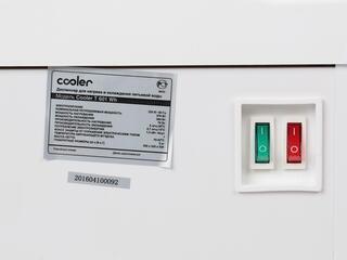 Диспенсер Cooler T 601 WH белый