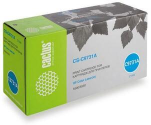 Картридж лазерный Cactus CSP-C9731A PREMIUM