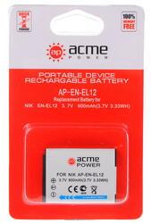 Аккумулятор AcmePower EN-EL12